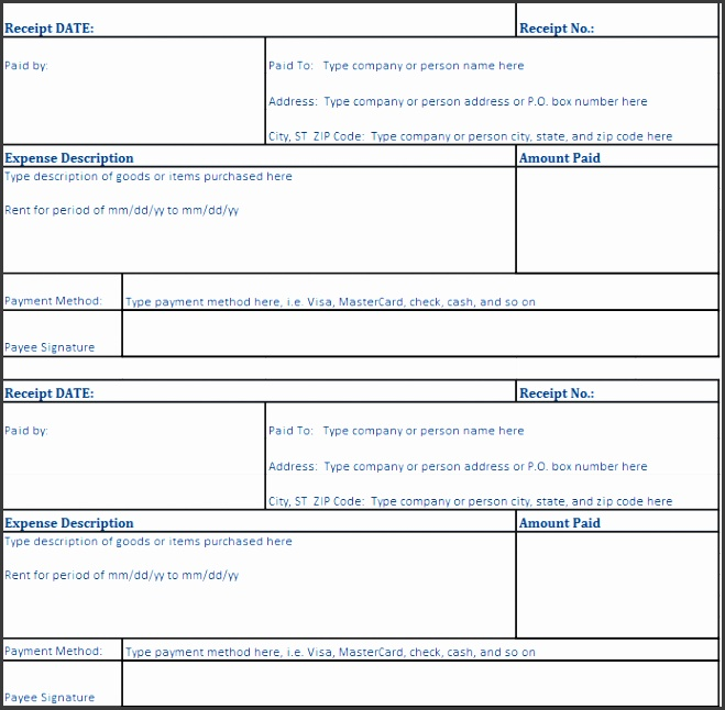 Payment Receipt Templates  Free Templates in DOC PPT