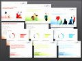 6  Powerpoint Presentation Templates