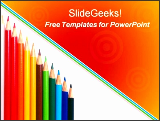 School Kids Education PowerPoint Template