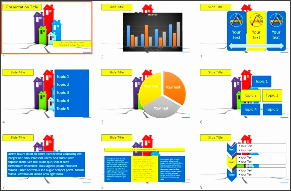 PowerPoint Templates Free Download 2