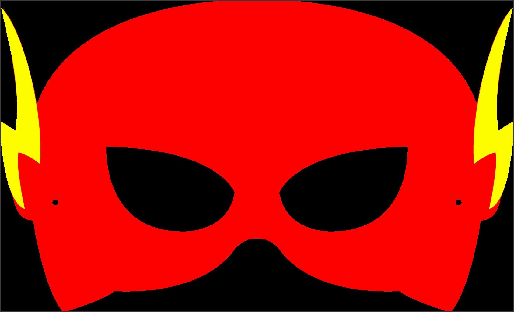 7 Printable Robin Mask Template