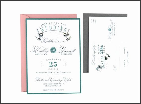 Banner Free Wedding Invitation Template