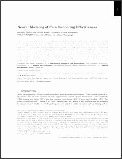 ACM journal Format Single Column
