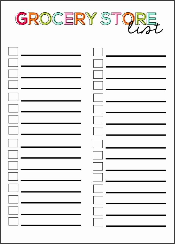 Best 25 Printable shopping list ideas on Pinterest Grocery list grocery shopping list template