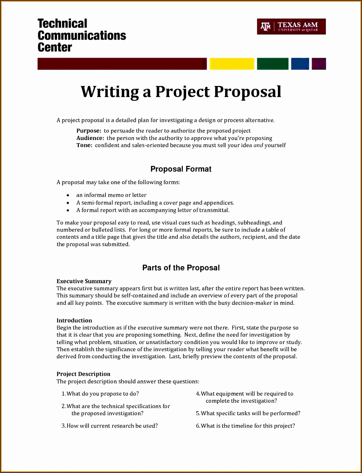 Sales Proposal Beautiful 4 Simple Project Proposal Template