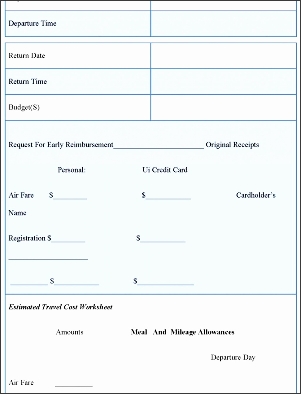 travel travel request form sample approval form template sample 1024x1325