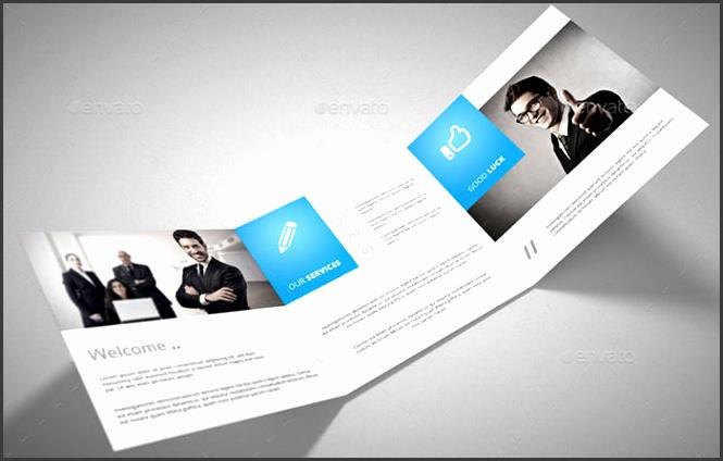 Square Tri Fold Brochure MultipurposeSquare Tri Fold
