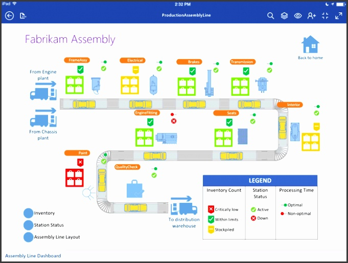 visio is ing to the web and ios