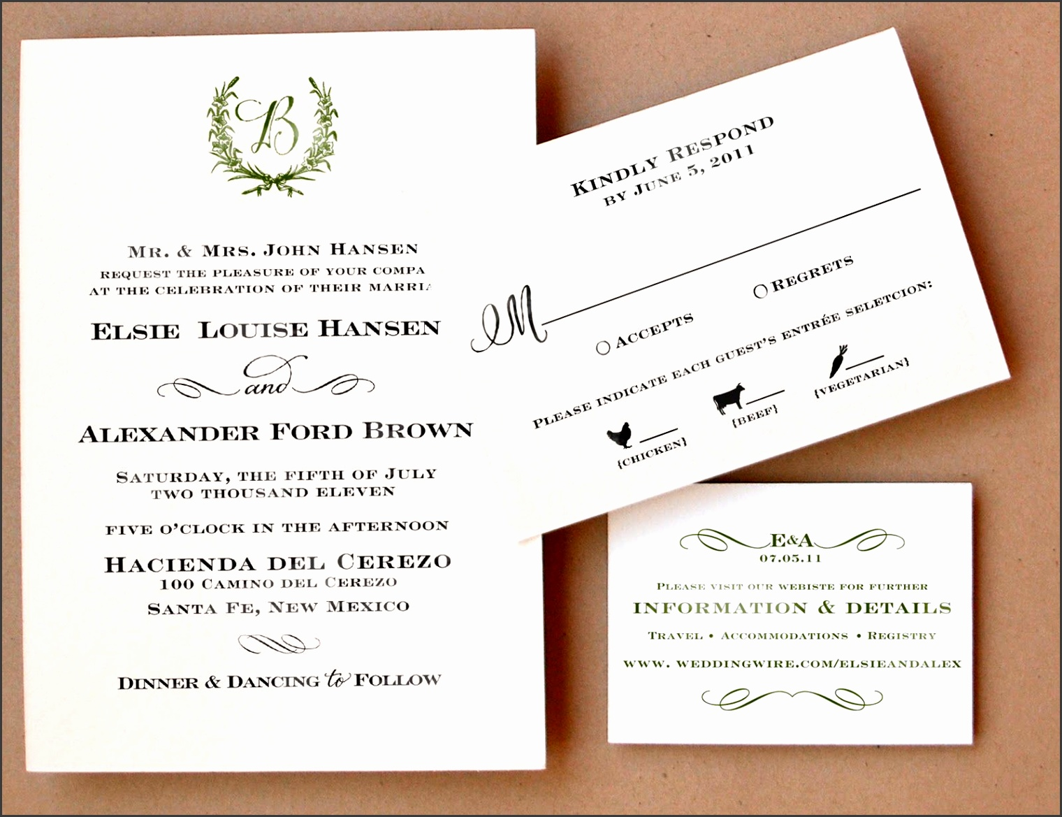Wedding Invitations Labels Etiquette: 7 Wedding Address Label Template