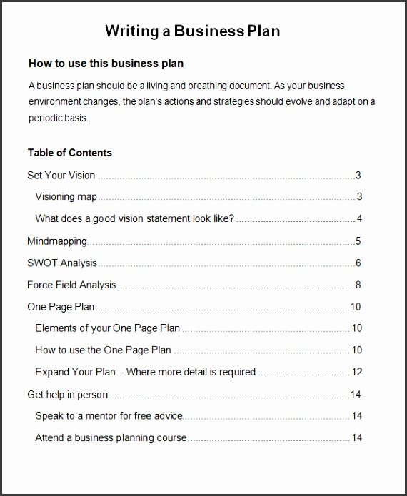 Business Plan Proposal Template Bussines Plan Template 17 Download Free Documents In Pdf Word Ideas