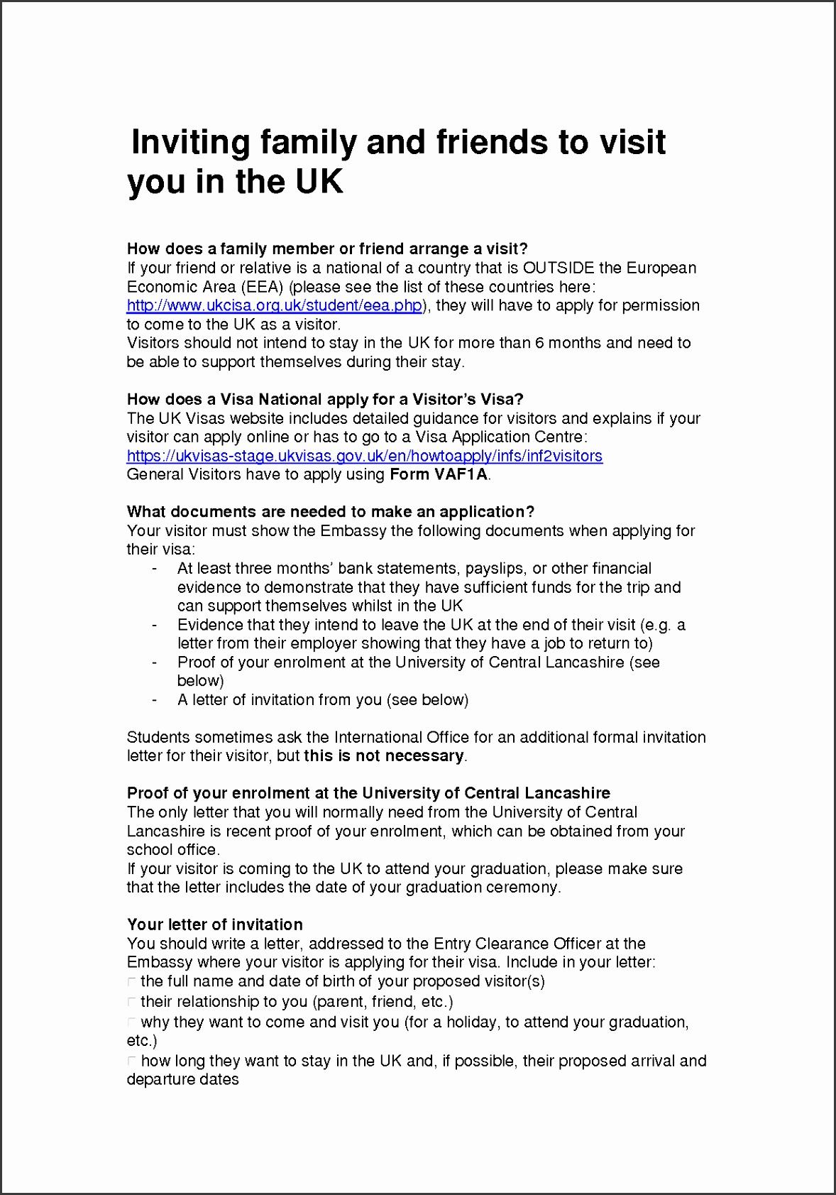 invitation letter for uk visa template i6Bq2FUS