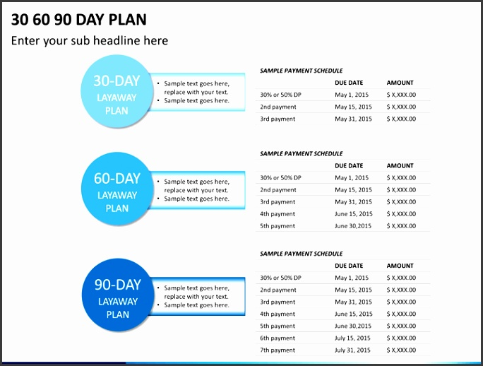 30 60 90 business plan template ppt 90 day plan template powerpoint 30 60 90 day