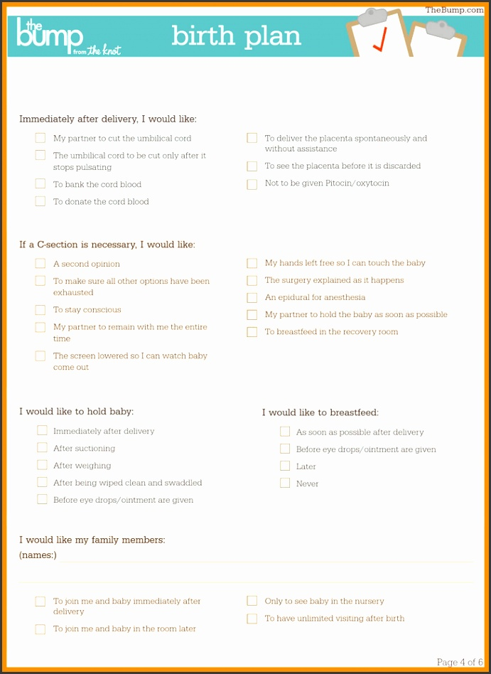 birth plan template australia - 7 birthing plan template sampletemplatess sampletemplatess
