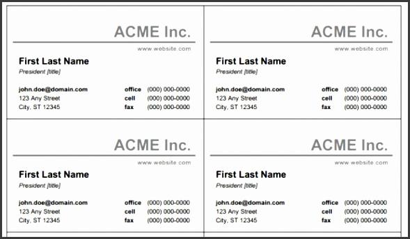 microsoft business card template free microsoft business card templates free