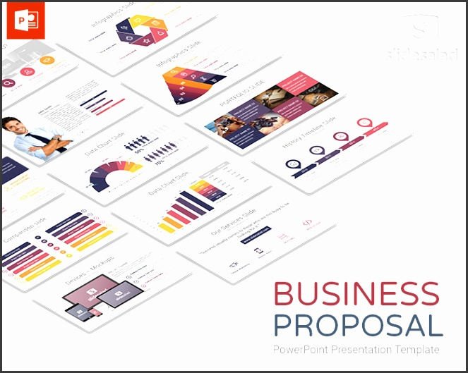 Business Proposal Best PowerPoint Presentation Template
