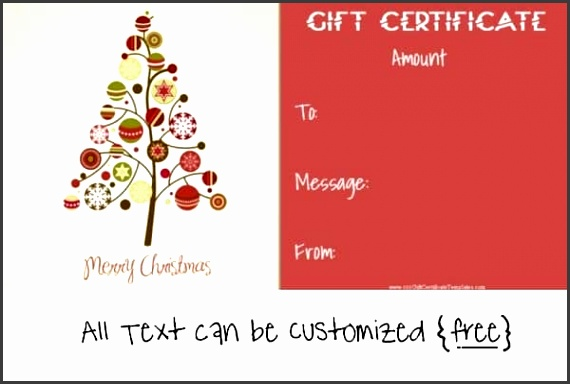 Merry Christmas t certificate