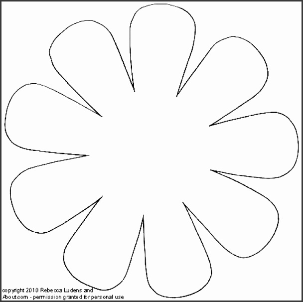 It's just an image of Impeccable Daisy Template Printable