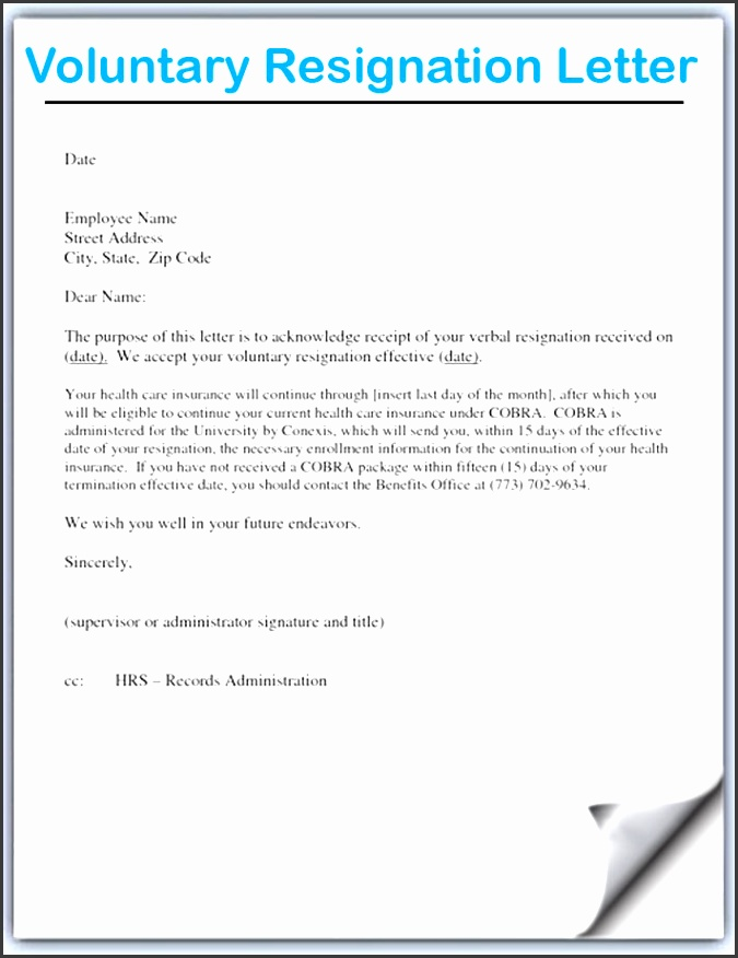 10 demotion letter template