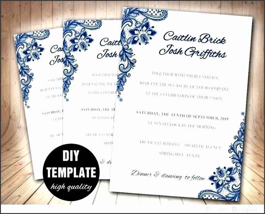 diy wedding invitations templates navy blue wedding invitation template printable wedding wedding wedding invitation diy