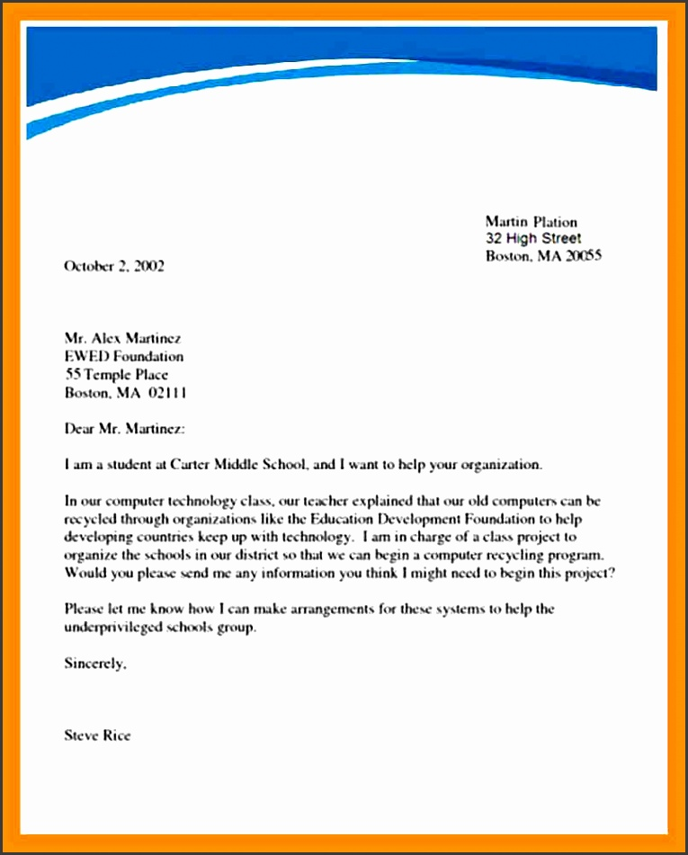 write an official letter to write official letters formal letter writing template 6710