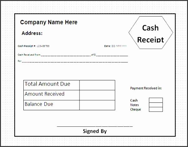 Free Cash Receipt Template Payment Sample Best Free Home Design Idea & Inspiration