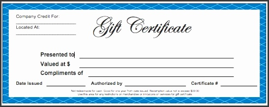 Free Business Gift Certificate Template 7 Free Gift Certificates Certificate Templates Templates