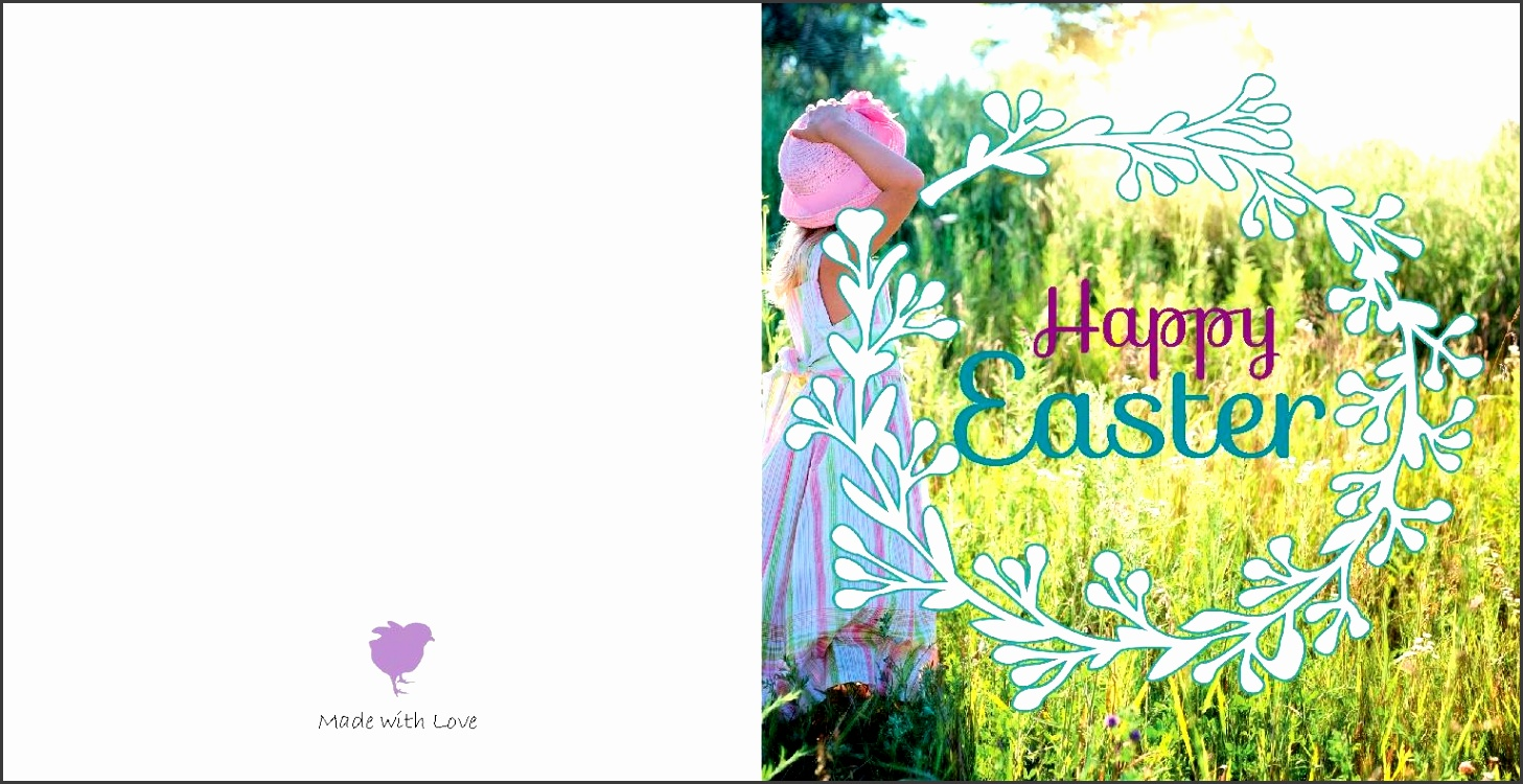 Happy Easter Cards & Invites design template