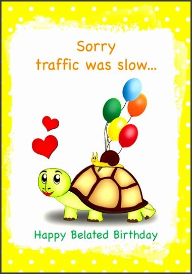 Traffic Was Slow