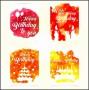 8  Happy Birthday Cards Templates