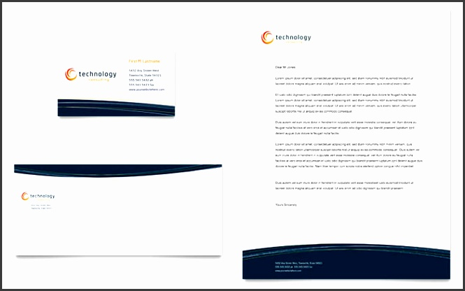Free Letterhead Template Sample
