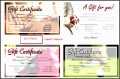 7  Make Your Own Gift Certificates