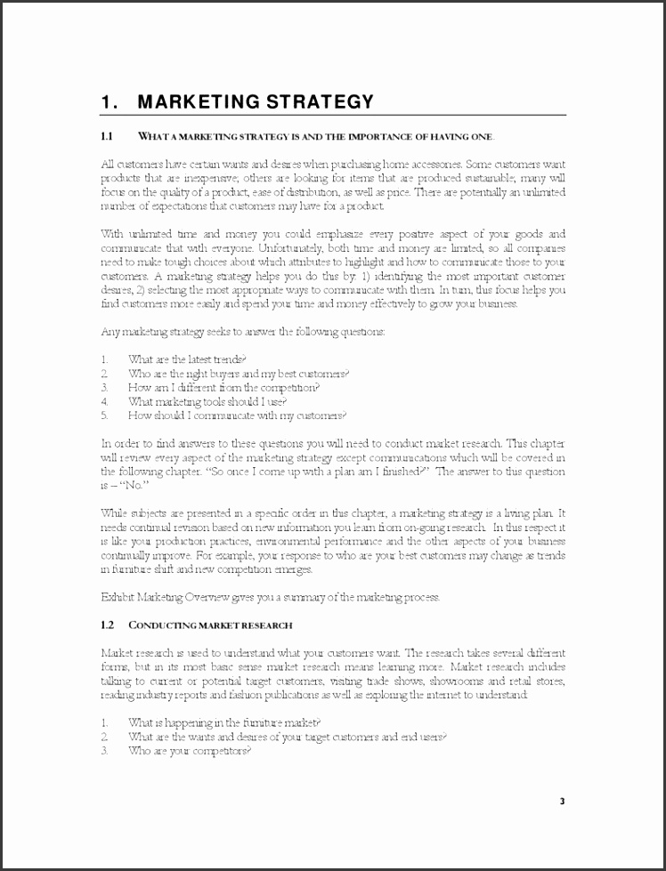 best marketing planmplates free premium example of international businessmplate page 788x1020 pdf