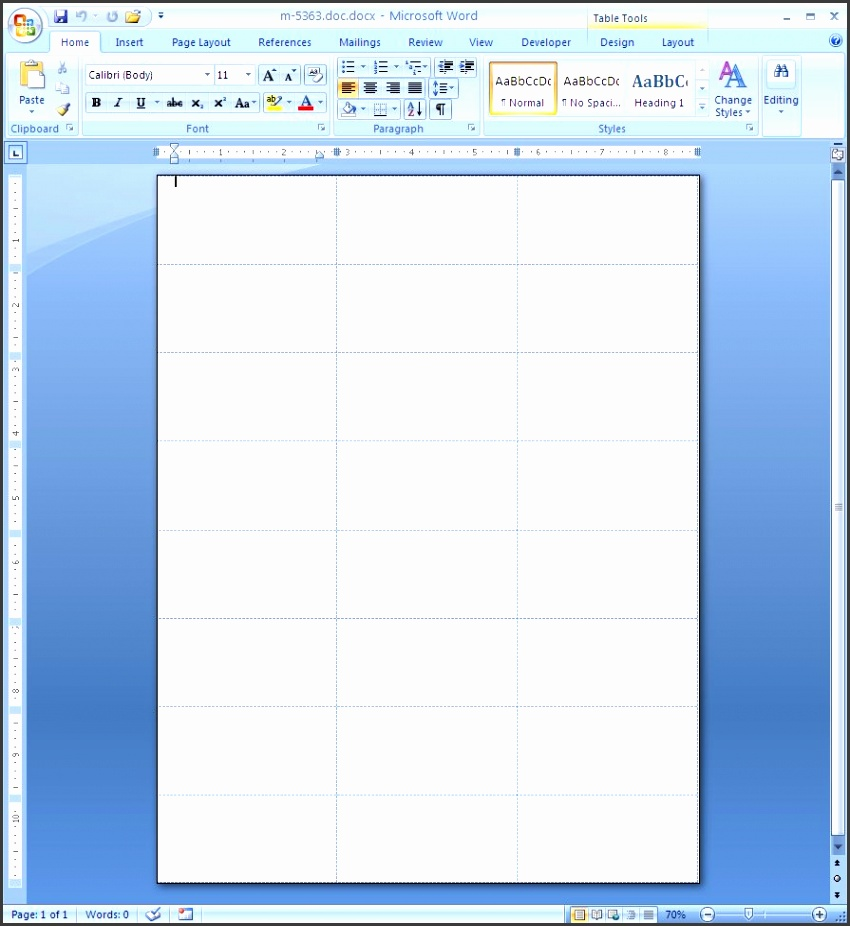 7 microsoft word address label template 16 per sheet