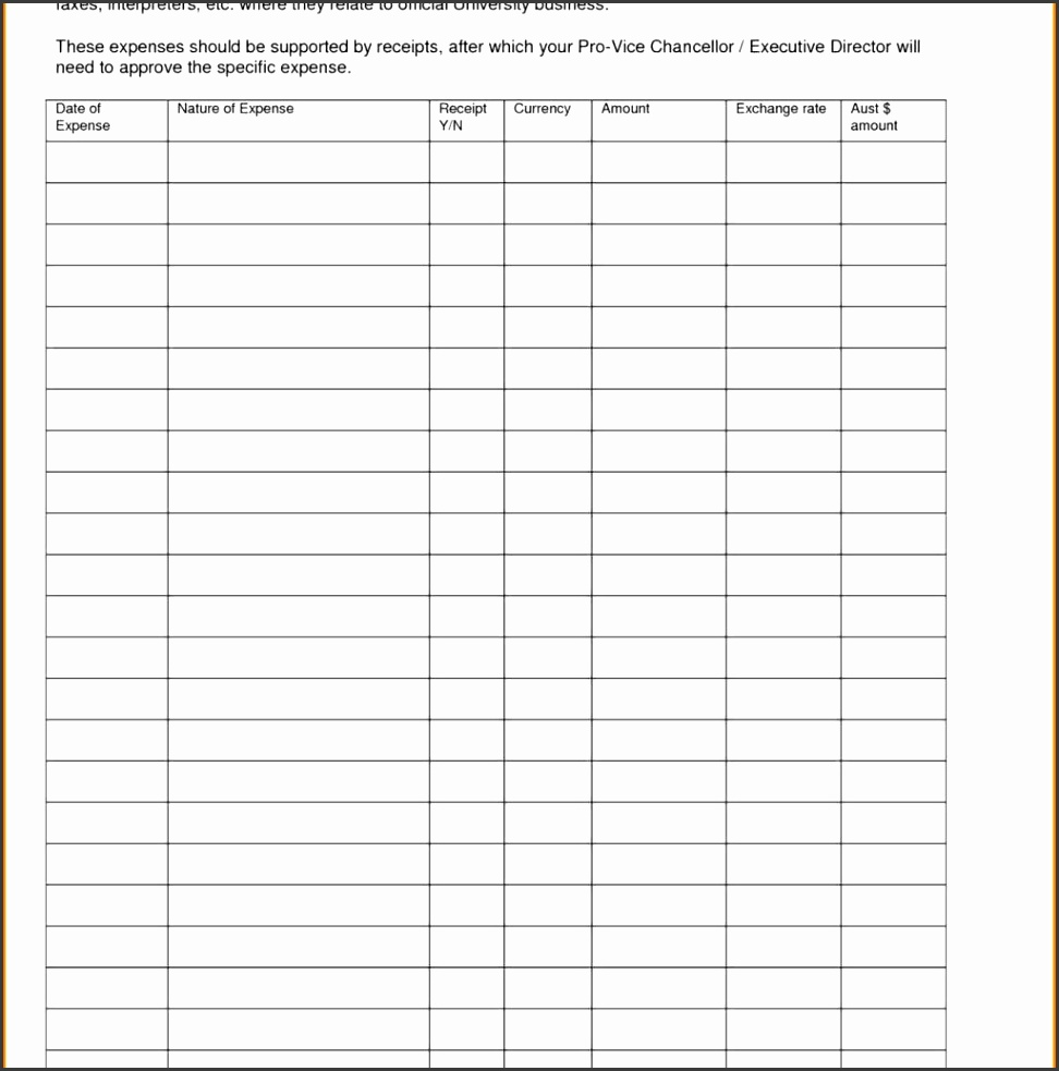 4 Payroll Sheets Template