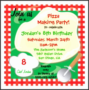 Pizza Party Invitations can inspire you to make perfect invitations template