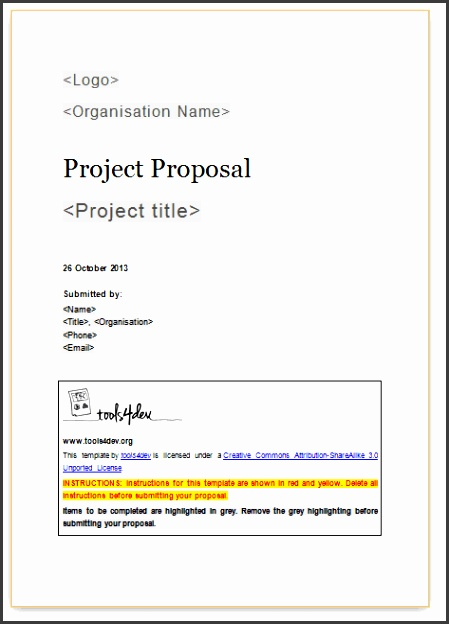 10 Pr Proposal Template Sampletemplatess Sampletemplatess