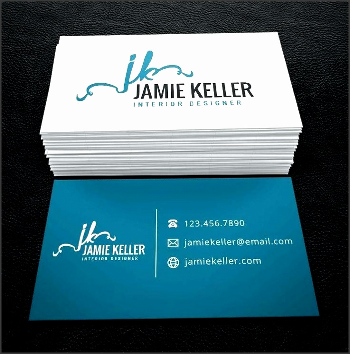 6 Print Business Cards At Home Free Templates