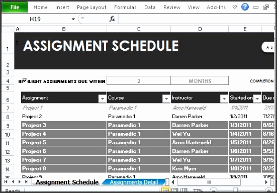 Free Assignment Template