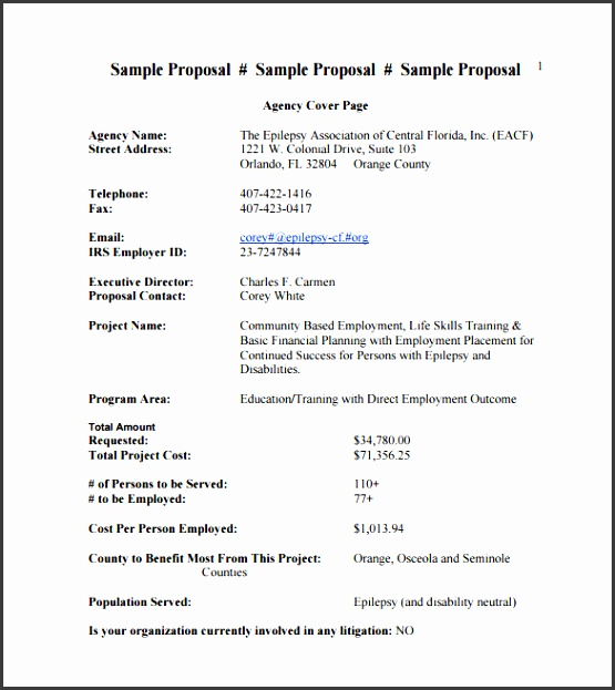 costing proposal template cost proposal template 14 free word excel pdf format template