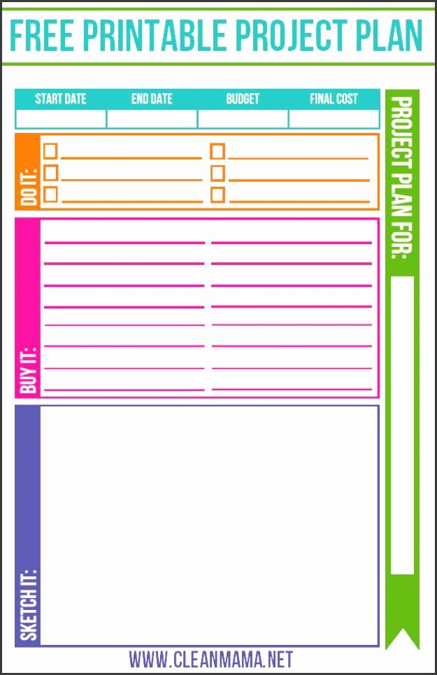 10 project management calendar template