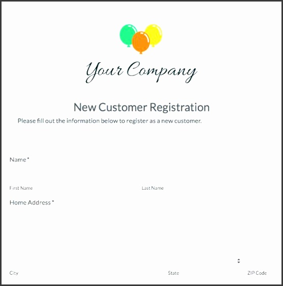 registration form word template application form microsoft word template
