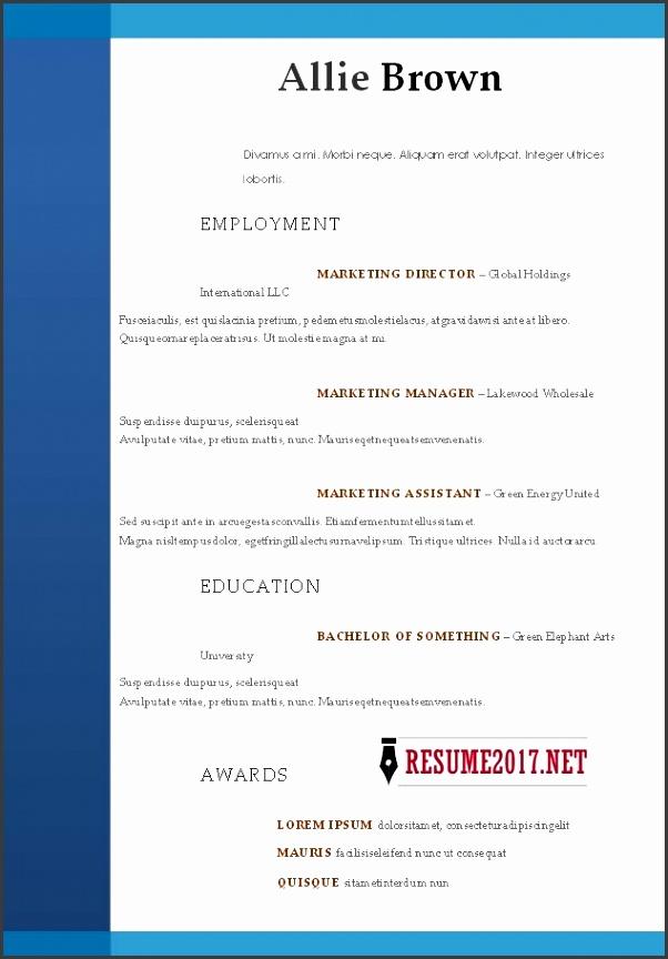 9 resignation letter sample template