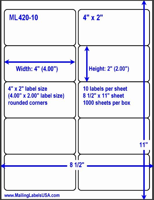 4 00x2 00x10per ML420 10 specsheet