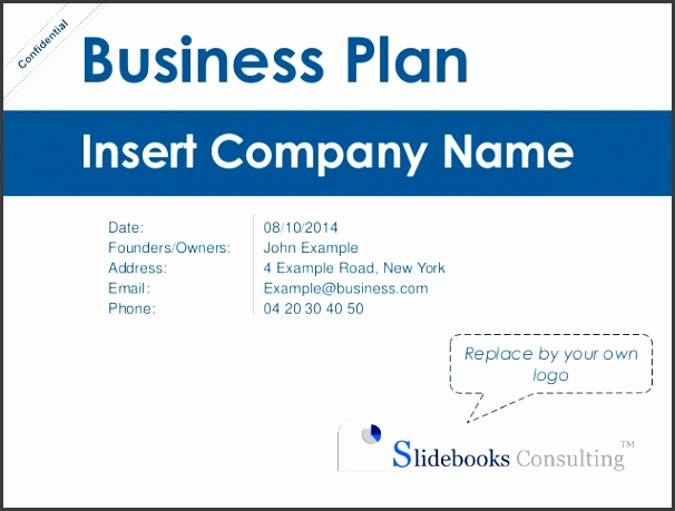 Business Plan Insert pany Name Date Founders Owners Address Email Phone