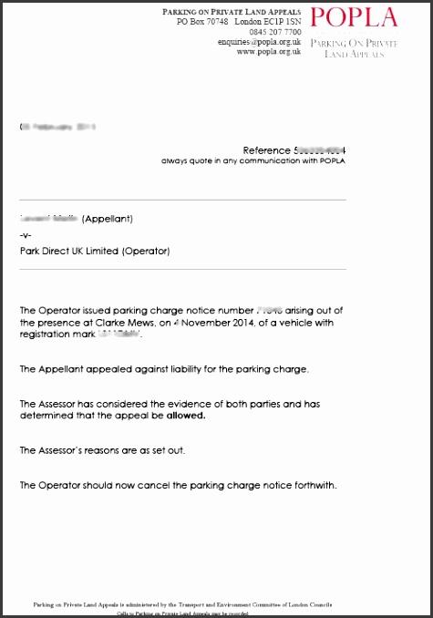 9 speeding fine letter template