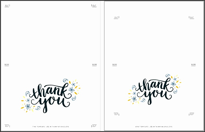 thank you card template best layout thank you card template modern designing tdisplay white background blank form JFcdgu