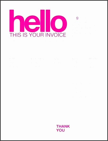 invoice template design invoice how to create design and what it should include from web design