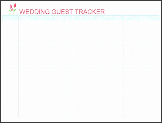 wedding guest list template excel wedding guest list spreadsheet sample wedding guest list template