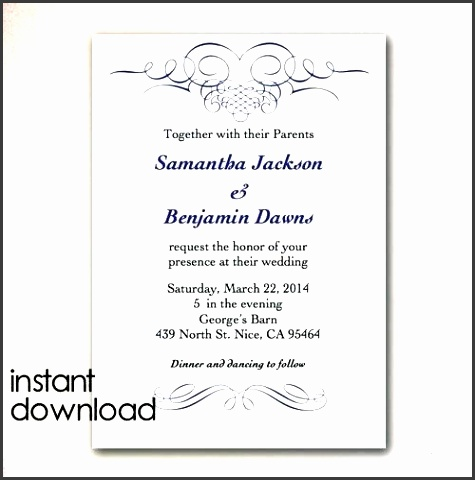 wedding invitation templates word to her with wedding invitations templates for word wedding invitation templates for word