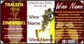 8  Wine Label Template Word